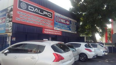 Taller de autos Multimarca